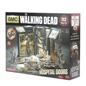 Walking Dead Buildable Set